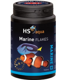 HS aqua marine flakes 1000 ml