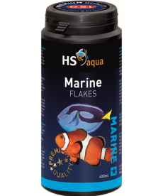 HS aqua marine flakes 400 ml