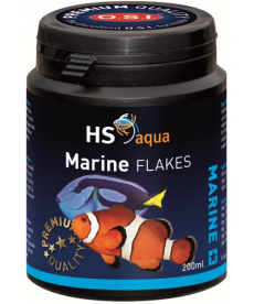 HS aqua marine flakes 200 ml