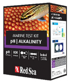 Red Sea pH/Alk Test