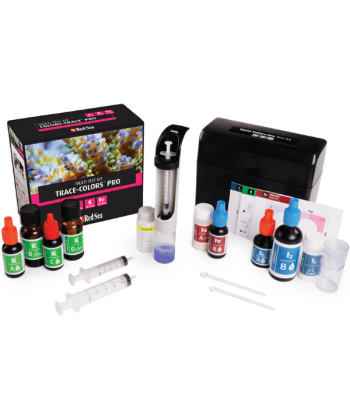 Red Sea Trace  Colors Pro Multi Test Kit (I2, K, Fe)