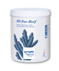 Tropic Marin All For Reef Pulver 800g