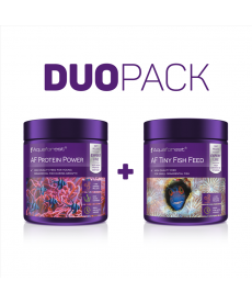Aquaforest AF Protein Power AF Tiny Fish Feed Duo Pack
