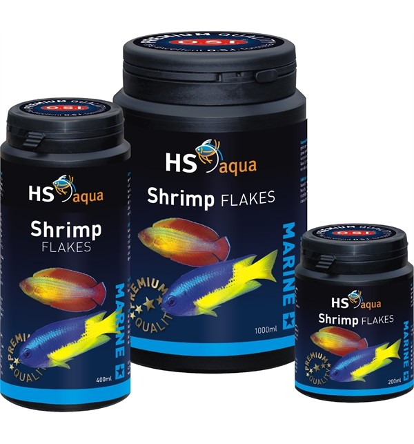HS Aqua marine shrimp flakes 200ml